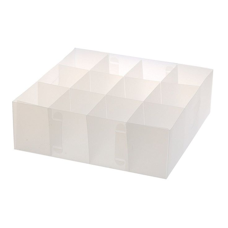 Ybmhome Cellular Partition Honeycomb Shaped Drawer Closet Shelf Divider 2180 Set of 8