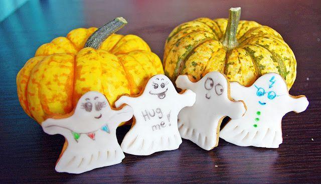 The Big Bake Theory: Kruche ciasteczka z brązowym cukrem wersja Halloween!