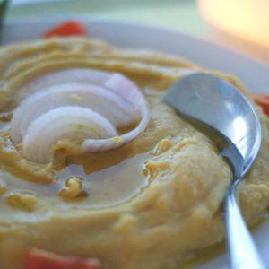 Le houmous, recette grecque de houmous - Feuille de choux