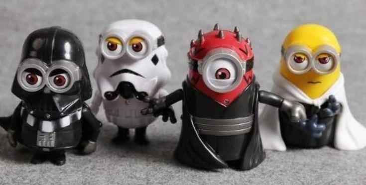 Minions: Star Wars