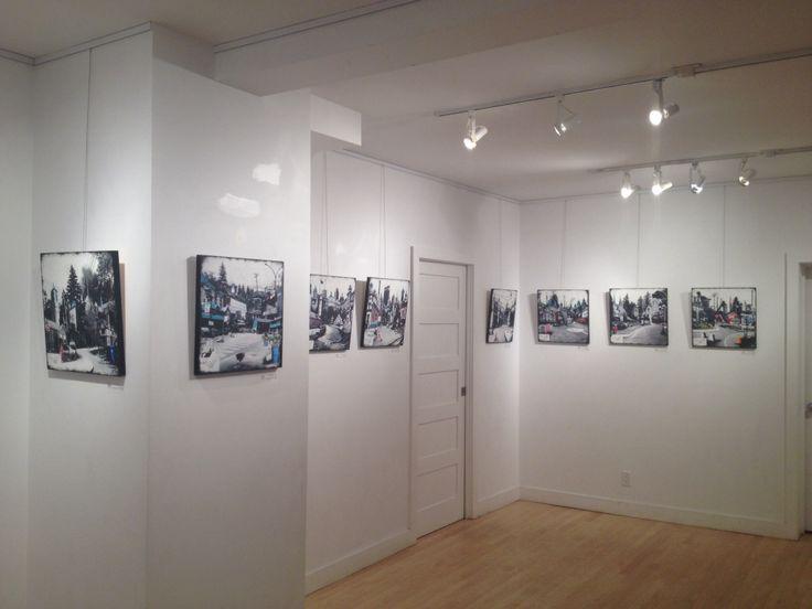 Discoveries #Montreal exhibition at #VivaVidaArtGallery