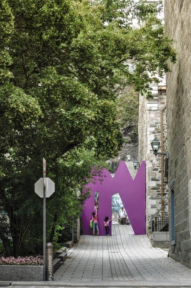 Petite Vie par Francis Fontaine, Luca Fortin et Pascal Labelle - Journal du Design