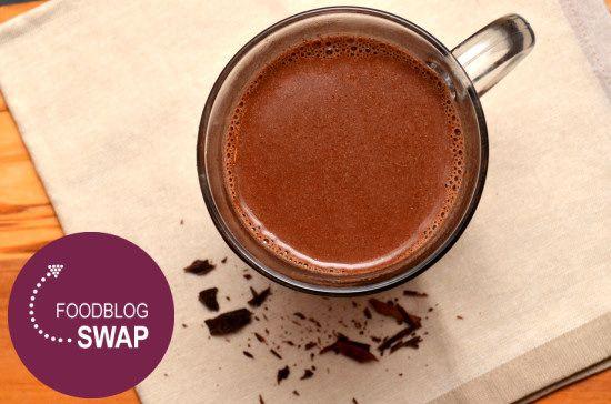 Recept: Chocolademelk met Cayenne (Foodblogswap September)