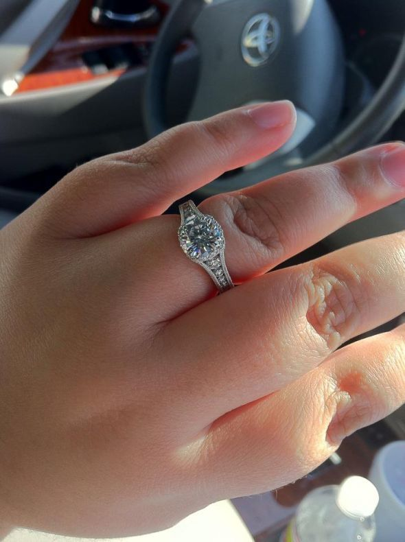 Http Www Weddingbee Com Blog Engagement Rings Rings Sets