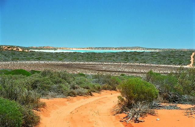 View of Big Lagoon, Western Australia