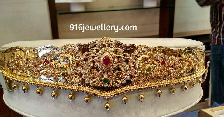 Vaddanam designs 2015 | 916 jewellery