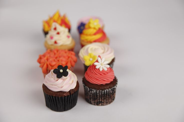 Beginners Cupcake course