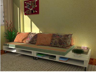 17 mejores imágenes sobre muebles con palets en pinterest ...