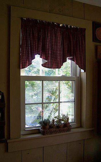 18 best primitive curtains images on pinterest primitive crafts