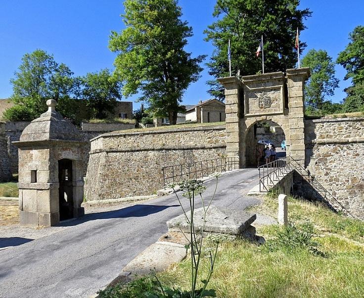 Le Mont Louis, site militaire imaginé par Vauban