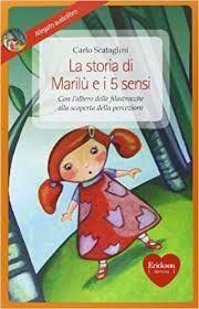 Risultati immagini per libri bambini progetto cinque sensi