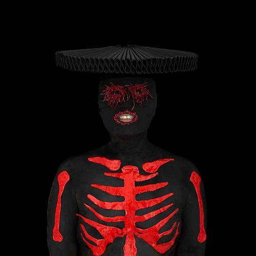 Kimiko Yoshida's new self-portrait 2012 called Mexican Bride. love her work