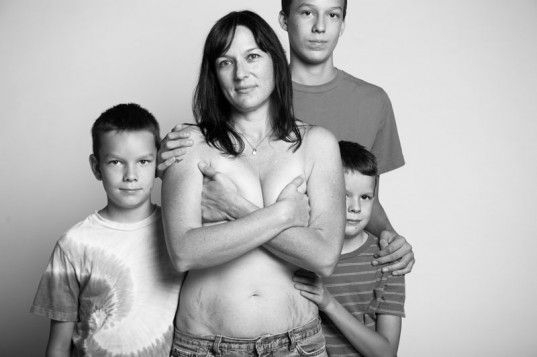 Photographer Jade Beall Captures Realistic Images of Mothers' Bodies in 'A Beautiful Body'