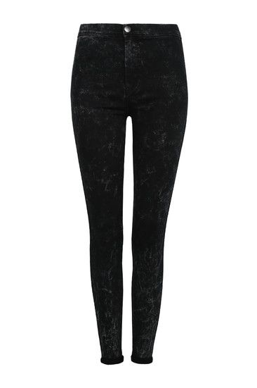 Grey Acid Wash High Waist Jeggings #newin #shopping #musthave #TALLYWEIJL