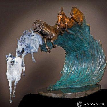 Sea of Dreams - Jan Van Ek, Oregon