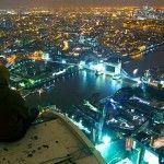 Escalan+ilegalmente+el+rascacielos+más+alto+de+Londres+y+toman+estas+espectaculares+fotos