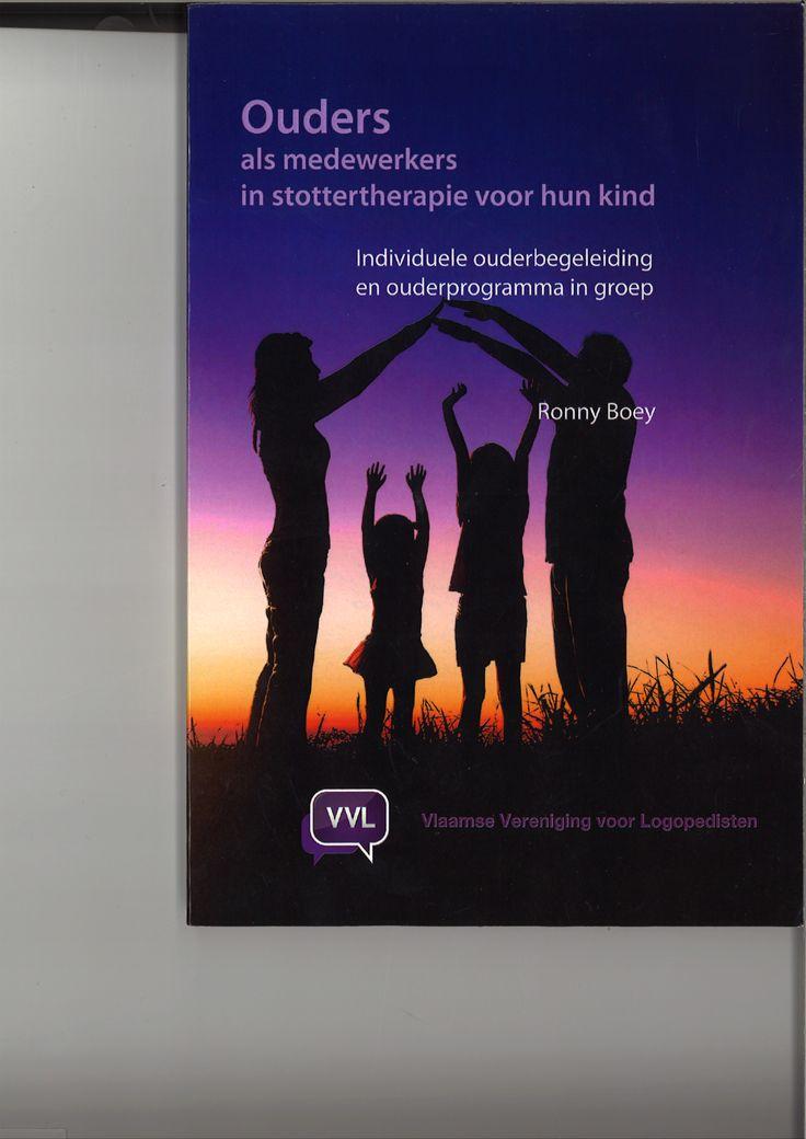Boey, Ronny. Ouders als medewerkers in stottertherapie voor hun kind: individuele ouderbegeleiding en ouderprogramma in groep. Plaats VESA 376.5 BOEY