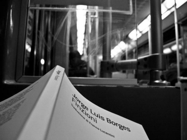 Finzioni.  Borges