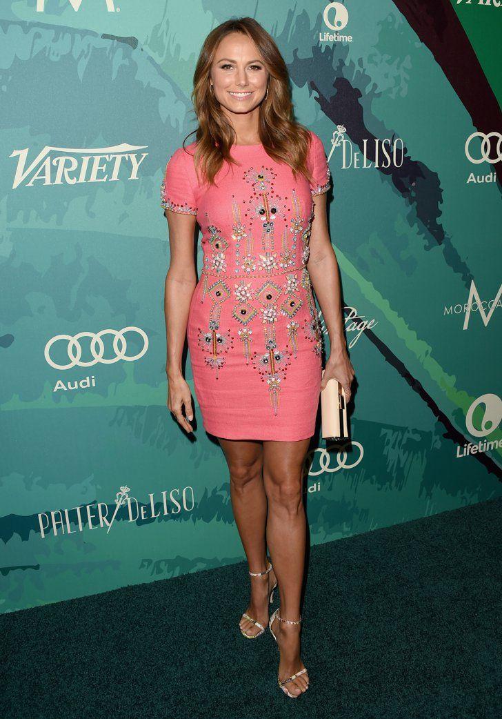 Pin for Later: Les Stars les Plus Influentes d'Hollywood Se Sont Retrouvées à la Soirée Power of Women Stacy Keibler