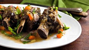 """Slow cookers get a bad rap in the world of accomplished chefs, but Mark Bittman loves his He calls it his """"Monster of Braising,"""" and he claims to use it every day Here is his recipe for braised short ribs with soy sauce, honey, cinnamon, star anise and ginger."""