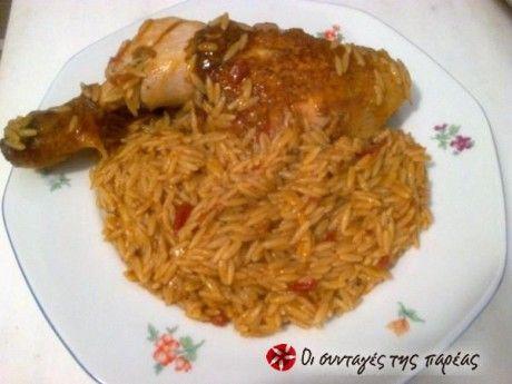 Κοτόπουλο γιουβέτσι της μαμάς