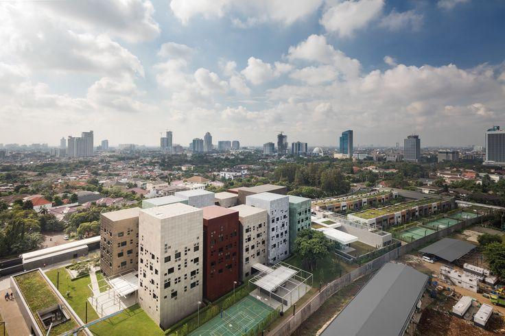 Gallery of New Australian Embassy Jakarta / Denton Corker Marshall - 22