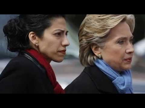 Are Huma and Hillary Lesbian Lovers?