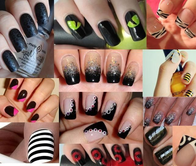 25+ Best Ideas About Funky Nails On Pinterest