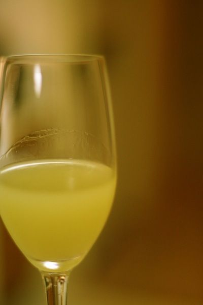 Limoncello: Thermomix Recipe