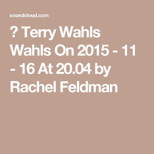 ▶ Terry Wahls Wahls On 2015 - 11 - 16 At 20.04 by Rachel Feldman