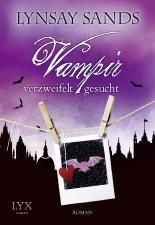 Vampir verzweifelt gesucht or Immortal Ever After was just nominated for a people's choice book award.
