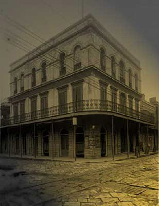10 Of The Most Haunted Spots In The United States The