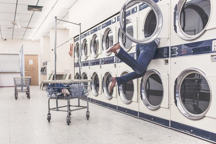 The case for doing less laundry... you're doing it for the good of the environment! Read more in Peppermint magazine.