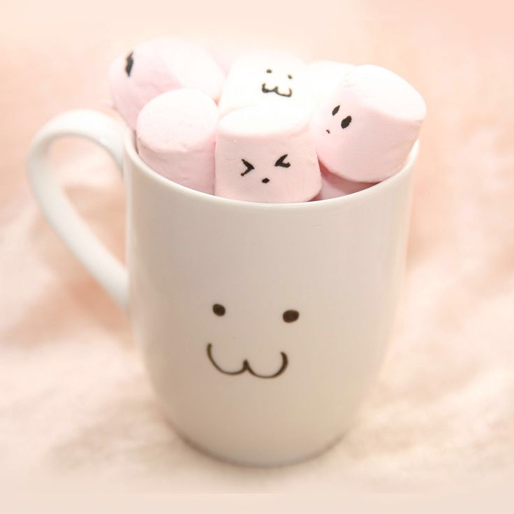 18 Best Cute Marshmallows Images On Pinterest