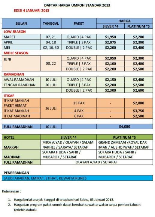 Info umroh 2013 + umroh  ramadhan +62811883102