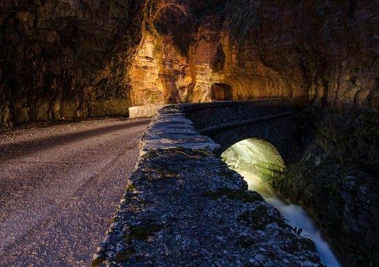 Foto strada della forra tremosine a Tremosine - 550x387  - Autore: Redazione, foto 3 di 15