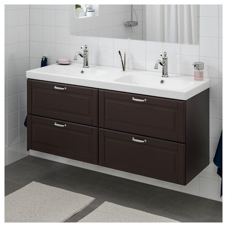 ikea godmorgon odensvik bathroom vanity kasjön dark on ikea bathroom vanities id=71178