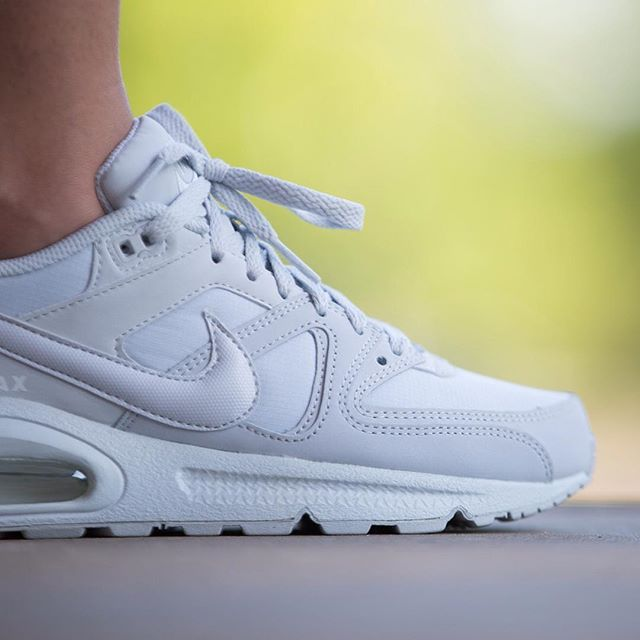 Nike WMNS Air Max Command (grau / grau) - 43einhalb Sneaker Store Fulda