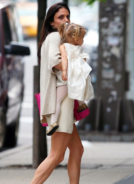 Bethenny Frankel Photo - Bethenny Frankel Takes Daughter Bryn Out in NYC