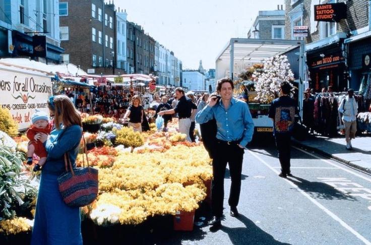 Notting Hill #nottinghill - Hugh Grant #hughgrant #1999