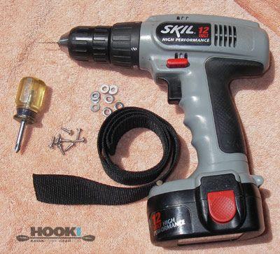 Custom gear holder tools