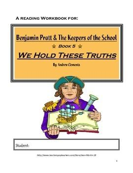 80 best andrew clements activities images on pinterest frindle a reading workbook for we hold these truths by andrew clements publicscrutiny Gallery