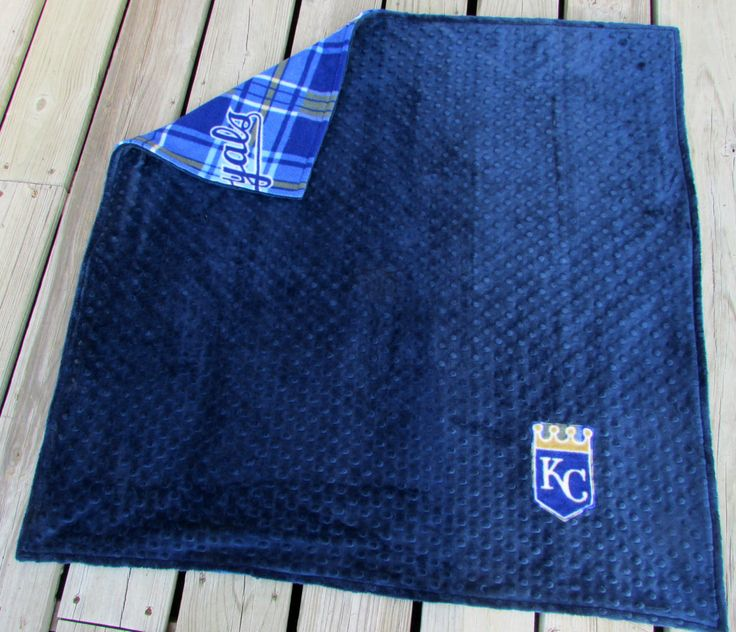 246 best pitter patter creations gifts for kids images on kc royals square blanket navy minky sports blanket kansas city mlb team nursery personalized christmas giftspersonalised negle Choice Image