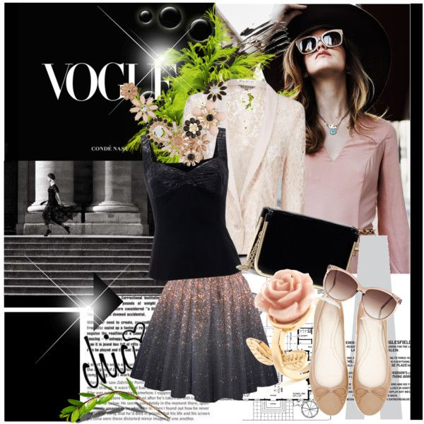 """""""Spring Street Style"""" by auburnroguefashion on Polyvore"""