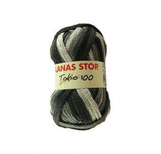 """#Lanas Stop """"Tokio 100"""". Composición: 100% acrílico. Para agujas de punto del 3,5."""