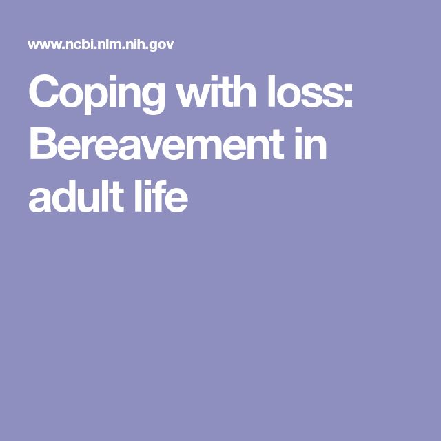 This article researches how adults cope with loss, and how dealing with bereavement changes as people emerge into adulthood. This was originally published in British Medical Journal. Written by Colin Murray Parkes, consultant psychiatrist. This is a reliable source. RESEARCH