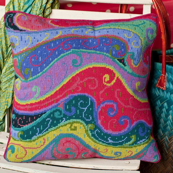 Rumba - Ehrman Tapestry (needlepoint)