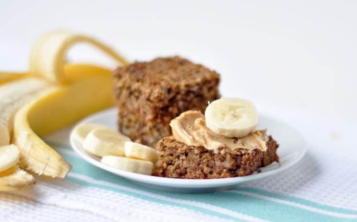 Banana Quinoa Breakfast Cake - Vegan | Breakfast | Pinterest