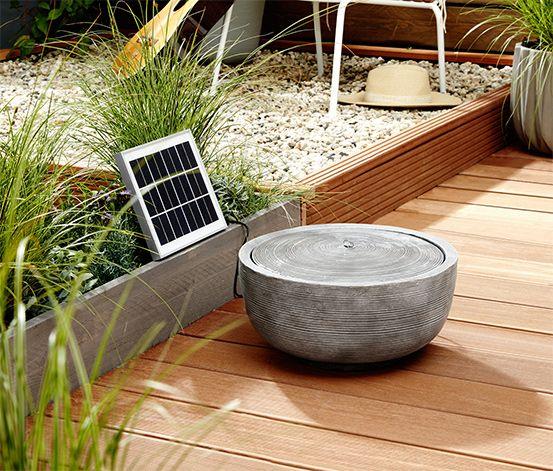 Die besten 25+ Solarbrunnen garten Ideen auf Pinterest rope - garten brunnen stein ideen