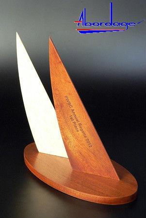 Sailing trophy !